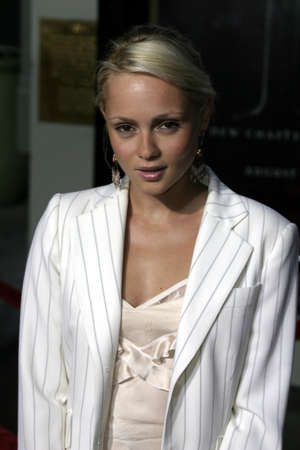 exorcist: Beatrice Rosen at the Los Angeles premiere of Exorcist: The Beginning held at the Graumans Chinese Theatre in Hollywood, USA on August 18, 2004.