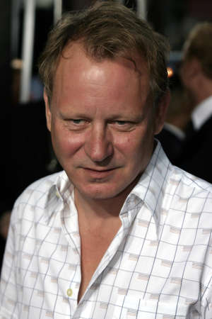 exorcist: Stellan Skarsgard at the Los Angeles premiere of Exorcist: The Beginning held at the Graumans Chinese Theatre in Hollywood, USA on August 18, 2004.