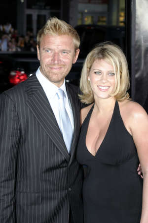 exorcist: Renny Harlin at the Los Angeles premiere of Exorcist: The Beginning held at the Graumans Chinese Theatre in Hollywood, USA on August 18, 2004. Editorial