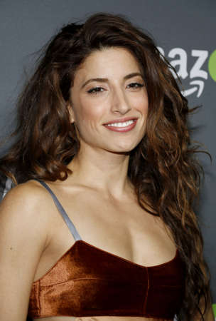 west hollywood: Tania Raymonde at the Los Angeles premiere of Amazons Goliath held at the London Hotel in West Hollywood, USA on September 29, 2016.
