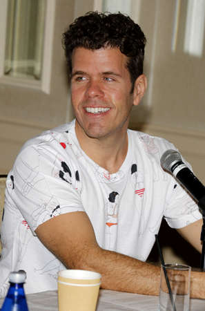 perez: Perez Hilton at the SlutWalk Festival Press Conference held at the Four Seasons Hotel in Beverly Hills, USA on September 29, 2016.