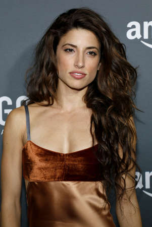 west hollywood: Tania Raymonde at the Los Angeles premiere of Amazon's 'Goliath' held at the London Hotel in West Hollywood, USA on September 29, 2016.