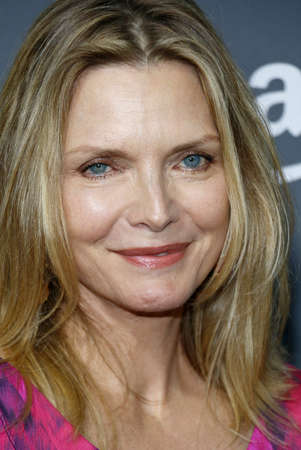 west hollywood: Michelle Pfeiffer at the Los Angeles premiere of Amazons Goliath held at the London Hotel in West Hollywood, USA on September 29, 2016.