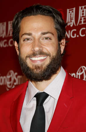 levi: Zachary Levi at the 2016 Operation Smiles Annual Smile Gala held at the Beverly Wilshire Hotel in Beverly Hills, USA on September 30, 2016.