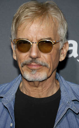 west hollywood: Billy Bob Thornton at the Los Angeles premiere of Amazons Goliath held at the London Hotel in West Hollywood, USA on September 29, 2016.