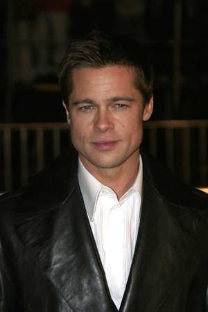 brad pitt: Brad Pitt at the Los Angeles premiere of Oceans Twelve held at the Graumans Chinese Theater in Hollywood, USA on December 8, 2004.