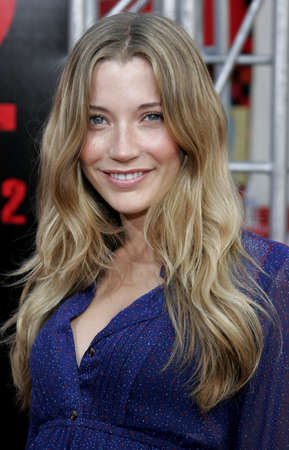 Sarah Roemer at the World premiere of The Grudge 2 held at the Knotts Berry Farm in Buena Park, USA on October 8, 2006.