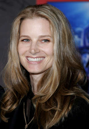 Bridget Fonda at the World premiere of The Nightmare Before Christmas 3D held at the El Capitan Theatre in Hollywood, USA on October 16, 2006.