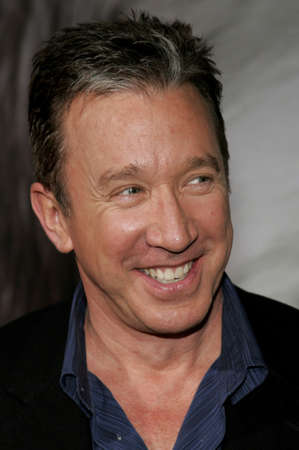 Tim Allen at the World premiere of The Shaggy Dog held at the El Capitan Theatre in Hollywood, California, United States on March 7, 2006.