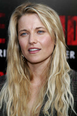 Lucy Lawless at the World premiere of The Grudge 2 held at the Knotts Berry Farm in Buena Park, USA on October 8, 2006.
