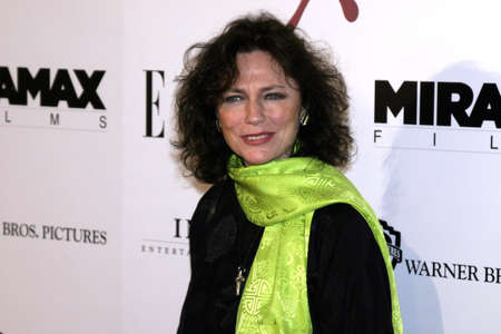 Jacqueline Bisset at the Los Angeles premiere of The Aviator held at the Graumans Chinese Theater in Hollywood, USA on December 1, 2004.