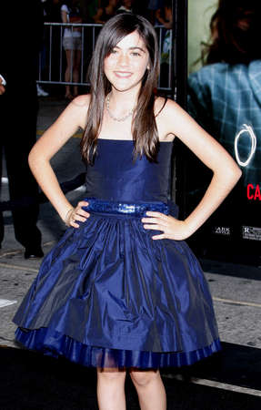 """Isabelle Fuhrman an der Los Angeles-Premiere von """"Waisenkind"""" gehalten am Mann-Dorf-Theater in Westwood, Kalifornien, Vereinigte Staaten am 21. Juli 2009. Standard-Bild - 77281260"""