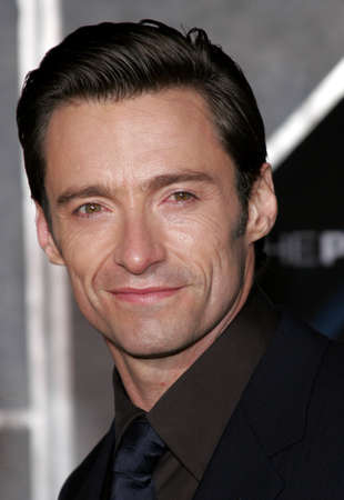 hugh: Hugh Jackman at the World premiere of The Prestige held at the El Capitan Theatre in Hollywood, USA on October 17, 2006. Editorial