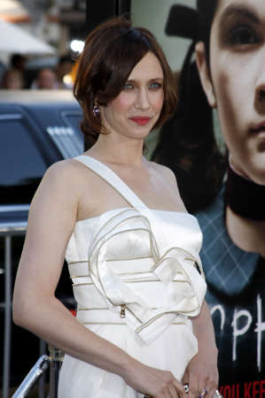 Vera Farmiga at the Los Angeles premiere of 'Orphan' held at the Mann Vilage Theater in Westwood, USA on July 21, 2009. Standard-Bild - 102180146