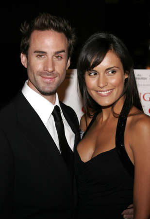 Joseph Fiennes at the World premiere of Running with Scissors held at the Academy of Motion Picture Arts and Sciences in Beverly Hills, USA on October 10, 2006.