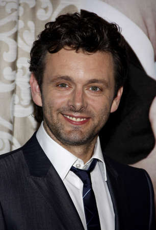guild: Michael Sheen at the Los Angeles premiere of The Special Relationship held at the Directors Guild of America in Hollywood, USA on May 18, 2010.