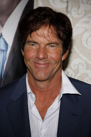guild: Dennis Quaid at the Los Angeles premiere of The Special Relationship held at the Directors Guild of America in Hollywood, USA on May 18, 2010. Editorial