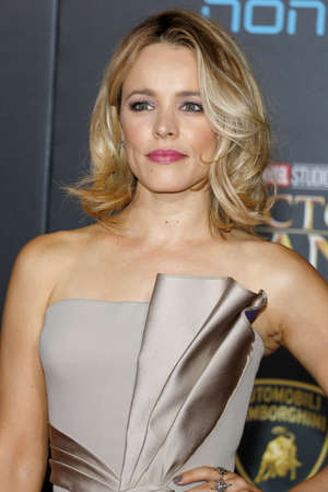 Rachel McAdams at the World premiere of Doctor Strange held at the El Capitan Theatre in Hollywood, USA on October 20, 2016. Editorial