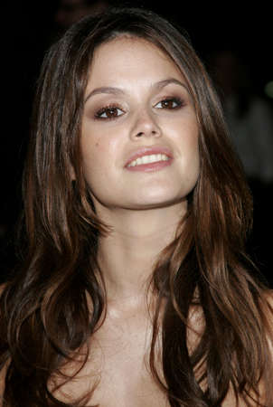 Rachel Bilson at the Los Angeles premiere of The Last Kiss held at the Directors Guild of America in Hollywood, USA on September 13, 2006.