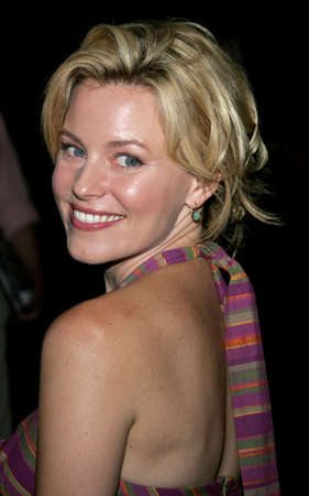 Elizabeth Banks at the Los Angeles premiere of The Last Kiss held at the Directors Guild of America in Hollywood, USA on September 13, 2006.