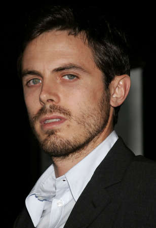 Casey Affleck at the Los Angeles premiere of The Last Kiss held at the Directors Guild of America in Hollywood, USA on September 13, 2006.