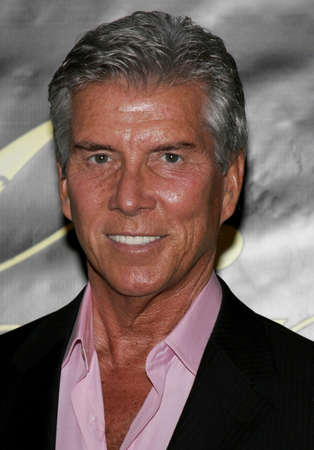 kickoff: Michael Buffer at the Lingerie Bowl IV Kick-Off Party held at the Les Deux in Hollywood, USA on September 7, 2006.