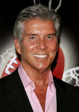 Michael Buffer at the Lingerie Bowl IV Kick-Off Party held at the Les Deux in Hollywood, California, United States on September 7, 2006. Editorial