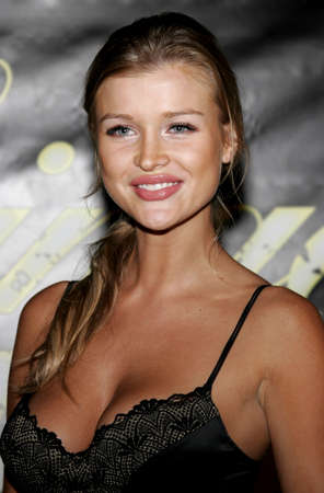 iv: Joanna Krupa at the Lingerie Bowl IV Kick-Off Party held at the Les Deux in Hollywood, California, United States on September 7, 2006.