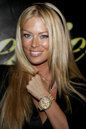 Jenna Jameson at the Lingerie Bowl IV Kick-Off Party held at the Les Deux in Hollywood, California, United States on September 7, 2006.