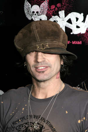 opening party: Tommy Lee at at the Rokbar Hollywood Grand Opening Party in Hollywood, USA on June 30 2005. Editorial