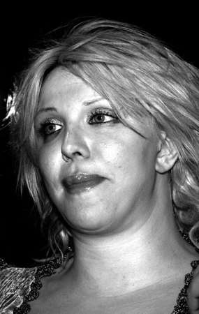 opening party: Courtney Love at at the Rokbar Hollywood Grand Opening Party in Hollywood, USA on June 30 2005.