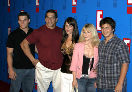 Lou Ferrigno at the E! Entertainment Televisions Summer Splash Event held at the Tropicana Club at The Hollywood Roosevelt Hotel in Hollywood, USA on August 1, 2005.