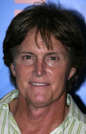 Bruce Jenner (Caitlyn Jenner) at the E! Entertainment Televisions Summer Splash Event held at the Tropicana Club at The Hollywood Roosevelt Hotel in Hollywood, USA on August 1, 2005.