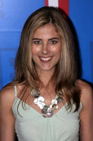 Elizabeth Jarosz at the E! Entertainment Televisions Summer Splash Event held at the Tropicana Club at The Hollywood Roosevelt Hotel in Hollywood, USA on August 1, 2005.