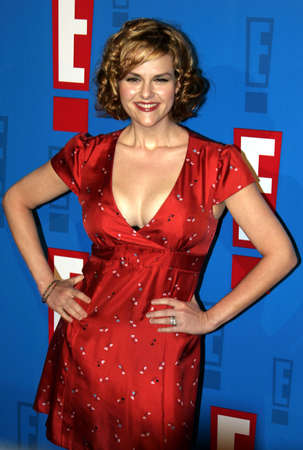Sara Rue at the E! Entertainment Televisions Summer Splash Event held at the Tropicana Club at The Hollywood Roosevelt Hotel in Hollywood, USA on August 1, 2005. Editorial