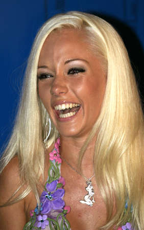 Kendra Wilkinson at the E! Entertainment Televisions Summer Splash Event held at the Tropicana Club at The Hollywood Roosevelt Hotel in Hollywood, USA on August 1, 2005.