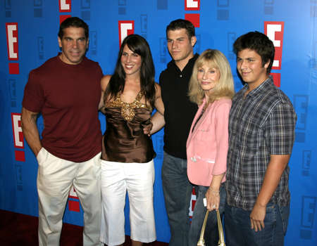 lou: Lou Ferrigno at the E! Entertainment Televisions Summer Splash Event held at the Tropicana Club at The Hollywood Roosevelt Hotel in Hollywood, USA on August 1, 2005.