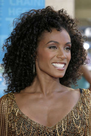 Jada Pinkett Smith at the 2005 BET Awards at the Kodak Theater in Hollywood, USA on June 28, 2005. Editorial