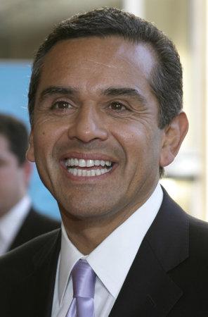 kodak: Antonio Villaraigosa at the 2005 BET Awards at the Kodak Theater in Hollywood, USA on June 28, 2005.