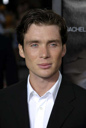 Cillian Murphy at the Los Angeles premiere of Red Eye held at the Mann Bruin in Westwood, USA on August 4, 2005. Editorial