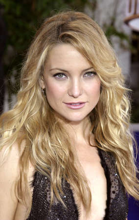 Kate Hudson at the Los Angeles premiere The Skeleton Key held at the Universal Studios Cinema in Hollywood, USA on August 2, 2005.