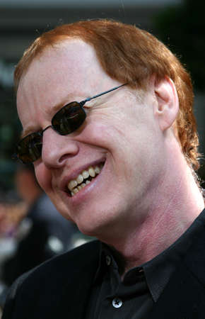 Danny Elfman at the Los Angeles premiere of Charlie and the Chocolate Factory held at the Graumans Chinese Theatre in Hollywood, USA on July 10, 2005.