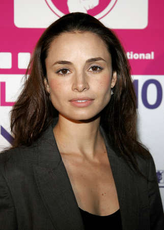 maestro: Mia Maestro at the LALIFF Screening of Chagas: A Hidden Affliction held at the Egyptian Arena Theatre in Hollywood, USA on July 10, 2006.