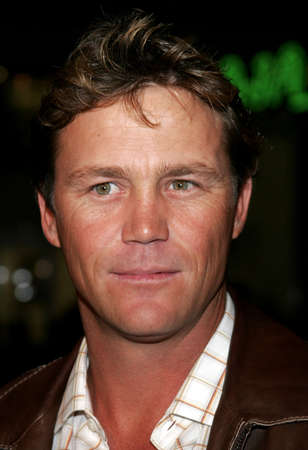 Brian Krause at the Los Angeles premiere of Man of the Year  held at the Graumans Chinese Theatre in Hollywood, USA on October 4, 2006. Editorial