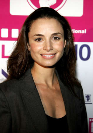 maestro: Mia Maestro at the LALIFF Screening of Chagas: A Hidden Affliction held at the Egyptian Arena Theatre in Hollywood, USA on on October 7, 2006.