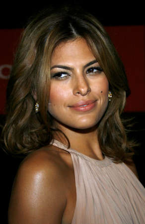 Eva Mendes at the Sony Global Marketing Partners Celebration held at the Rodeo Drive in Beverly Hills, California United States on September 29, 2006.