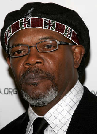 Samuel L. Jackson at the Archbishop Desmond Tutus 75th Birthday Celebration held at the Regent Beverly Wilshire Hotel in Beverly Hills, USA on September 18, 2006. Editorial