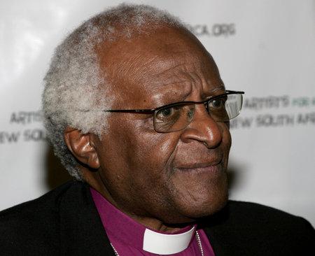 regent: Desmond Tutu at the Archbishop Desmond Tutus 75th Birthday Celebration held at the Regent Beverly Wilshire Hotel in Beverly Hills, USA on September 18, 2006. Editorial