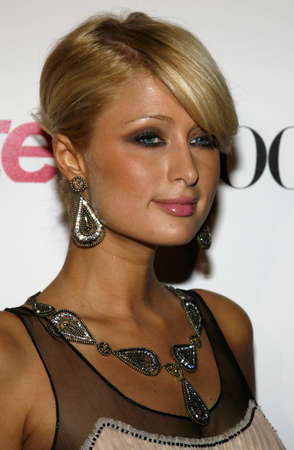 Paris Hilton at the Teen Vogue Young Hollywood Party held at the Sunset Tower Hotel in Hollywood, USA on September 21, 2006.