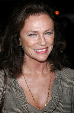 Jacqueline Bisset at the Los Angeles premiere of The Queen held at the Academy of Motion Picture Arts and Sciences in Beverly Hills, USA on October 3, 2006.